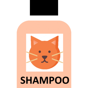 CAT SHAMPOO